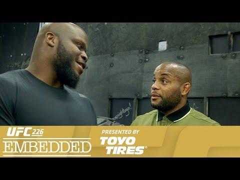 UFC 226 Embedded: Vlog Series - Episodio 5