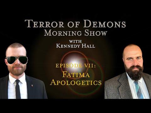 Fatima Apologetics Terror of Demons Morning Show 007