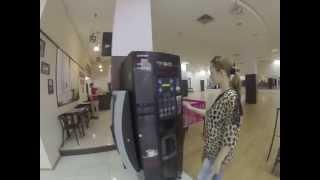 Кофейный автомат Ven в Астане в студии Танца Relax ТЦ Сарыарка(, 2014-05-14T18:50:56.000Z)