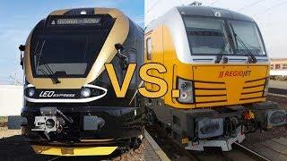 Hospodárstvo Regiojet vs. LEO Express