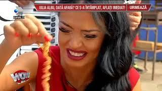 WOWBIZ (20.09.2017) - Andreea Mantea a fost cat pe ce sa vomite de ziua ei! Partea II