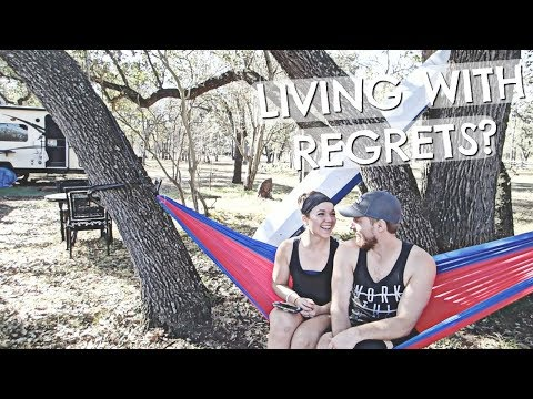 WOULD WE DO ANYTHING DIFFERENTLY? RV LIVING WITHOUT TRAVEL