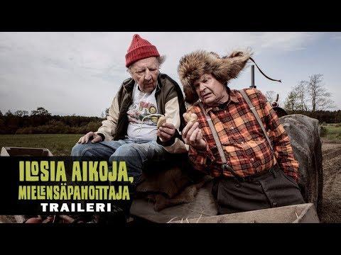 ILOSIA AIKOJA, MIELENSÄPAHOITTAJA elokuvateattereissa 24.8.2018 (teaser)