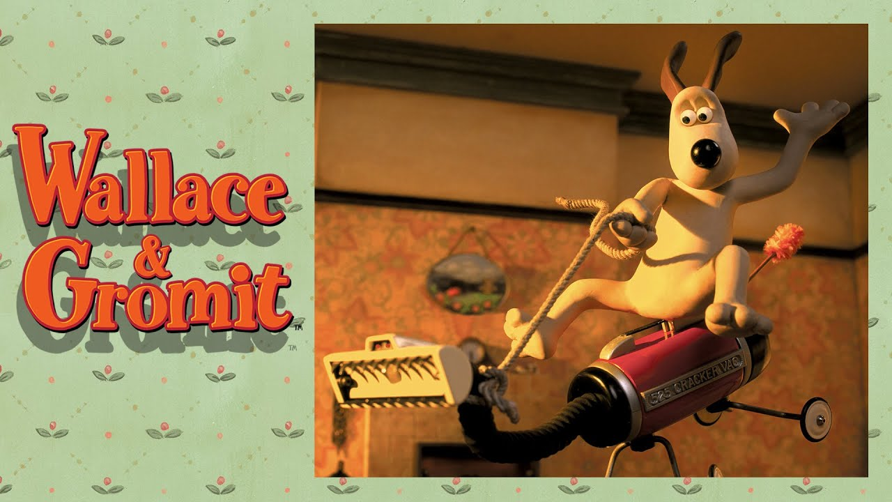 Wallace & Gromit's Cracking Contraptions - The 525 Crackervac - Wallace & Gromit's Cracking Contraptions - The 525 Crackervac