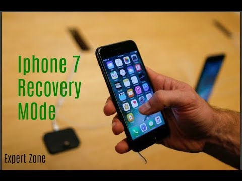 Iphone 7 How to Force Restart , enter Recovery and DFU mode