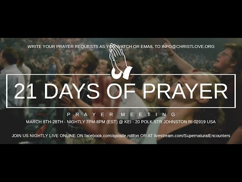 Operating From A Higher Dimension - 21 Days of Prayer & Miracles - Day6.