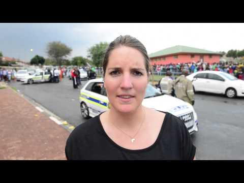 Gang arrested in Diepkloof Soweto
