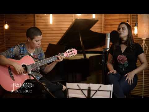 Karine Portela | Violão: Anna Onofre - Música: Grito Mudo (Sandy)