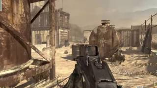 Call of Duty Modern Warfare 2 LAN Multiplayer Gameplay