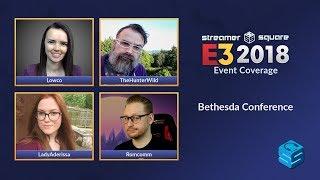 E3 2018 Bethesda/Devolver Digital Livestream w/ Lowco, TheHunterWild, Romcomm, LadyAderissa