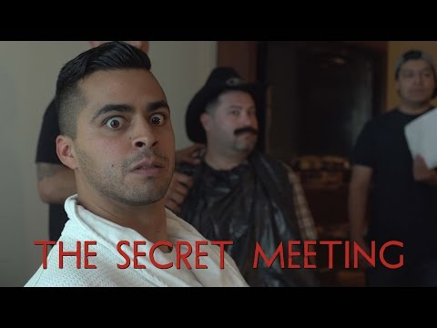 The Secret Meeting - David Lopez