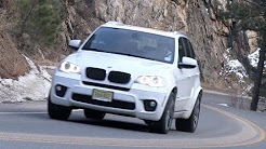 2013 BMW X5 0-60 MPH Mile High Drive & Review