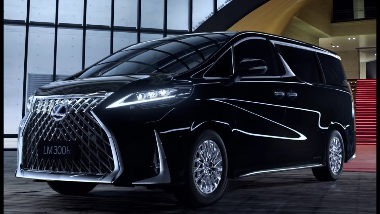 Best Minivans 2020.2020 Lexus Lm Ultra Luxurious Minivan