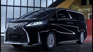 2020 Lexus LM – Ultra Luxurious Minivan