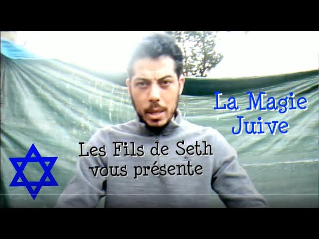 La Magie sacrée des Juifs