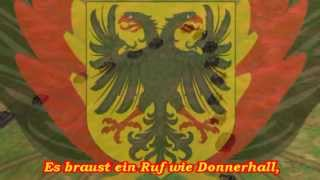 Girls Und Panzer - AMV - Kuromorimine - Die Wacht am Rhein