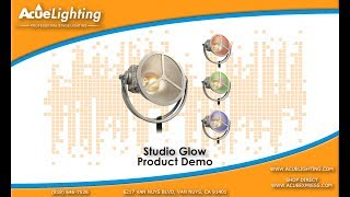 Acue Lighting Studio Glow Product Demo