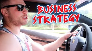 MY NEW BUSINESS STRATEGY (VLOG)