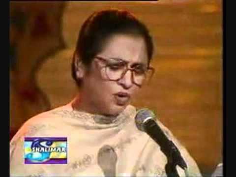 Ae Ishq Hamein Barbaad Na Kar Nayyara Noor   Jayanthi Nadig   YouTube 2