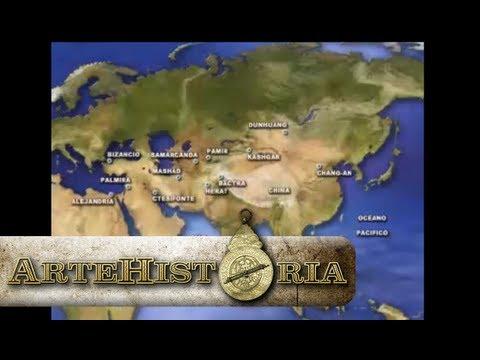 La ruta de la seda - ArteHistoria