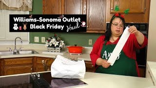 Magimix Food Processor Goldtouch Bakeware Williams Sonoma Outlet Black Friday Haul Youtube