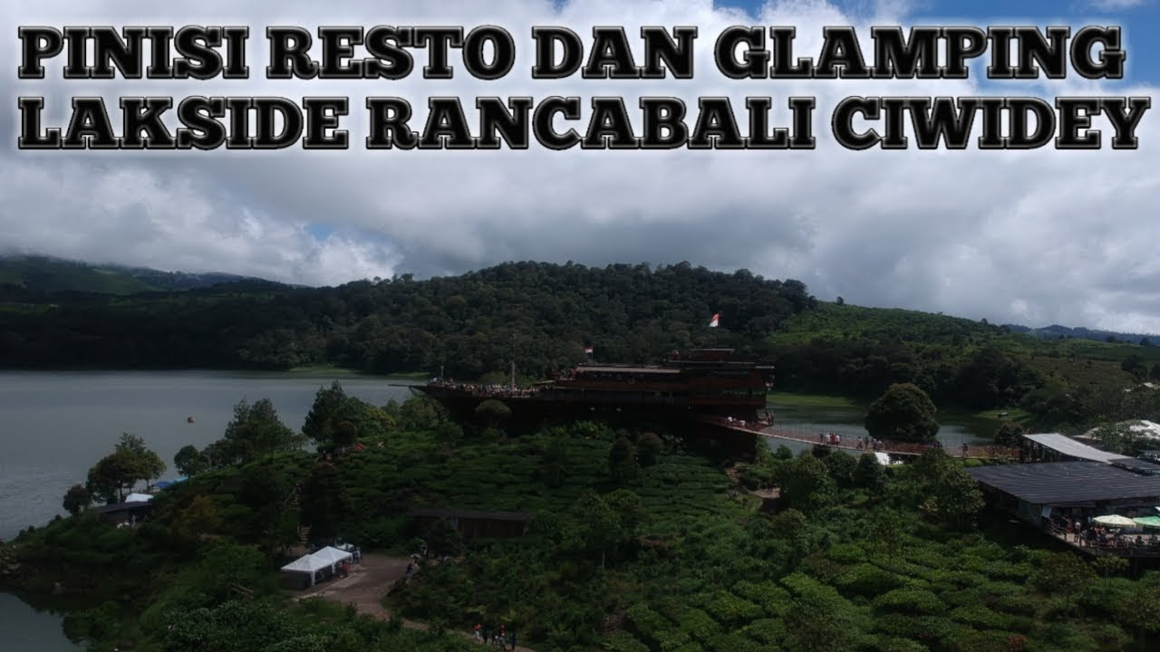 Pinisi Resto Rancabali Patenggang Ciwidey