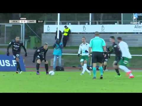 FCLahtiTV: Karjala ottelukooste: IFK Mariehamn - FC Lahti 3-0 (1-0) 7.10.2018