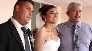 Luis Miguel and Michells Zamora Wedding 6/13/2015