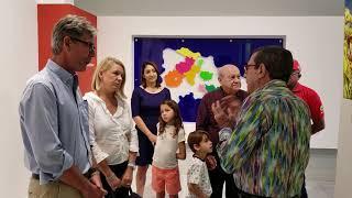 Recorrido al Museo del Carnaval Vegano, Visita Embajador República de Alemania Dr. Volker Pellet