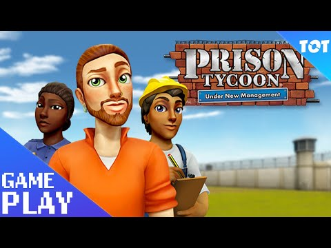 Prison Tycoon: Under New Management Gameplay PC - First Look |