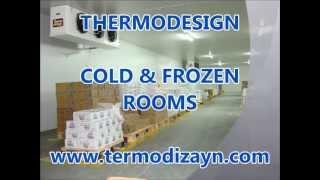 Cold Room & Deepfreezer (Industrial Type)