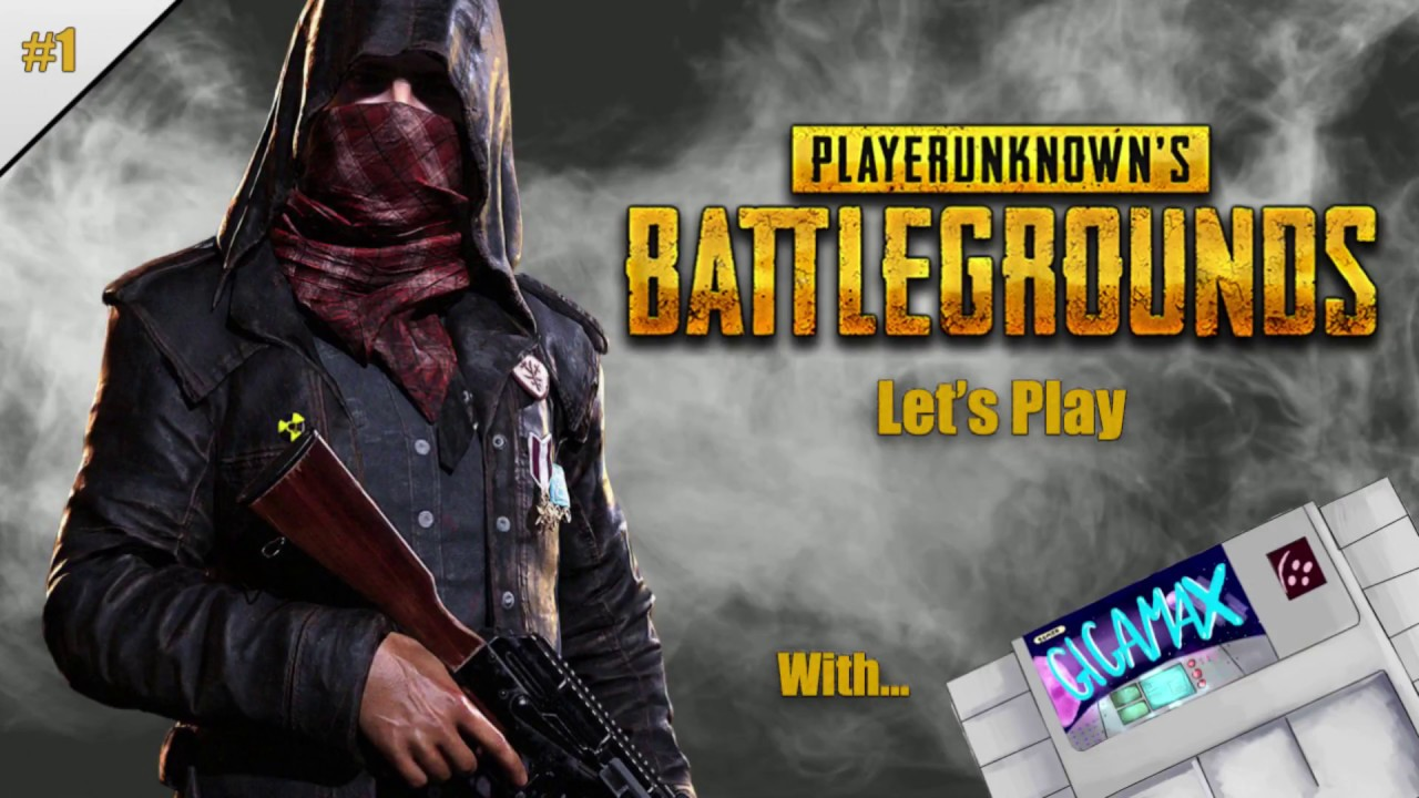 PLAYERUNKNOWN'S BATTLEGROUNDS (PUBG) [First Gaming PC! Steam Rampage] Gigamax