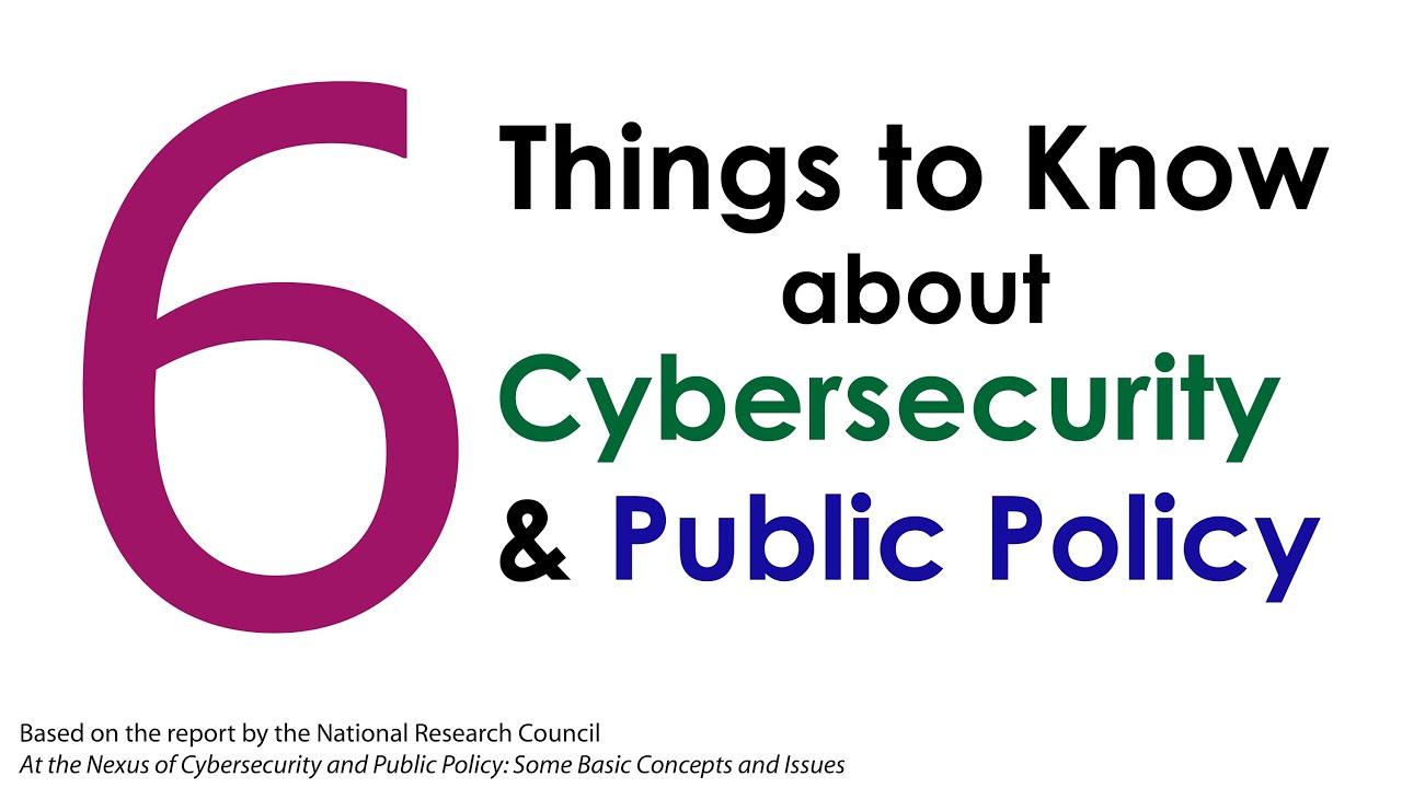 Cyber-security regulation