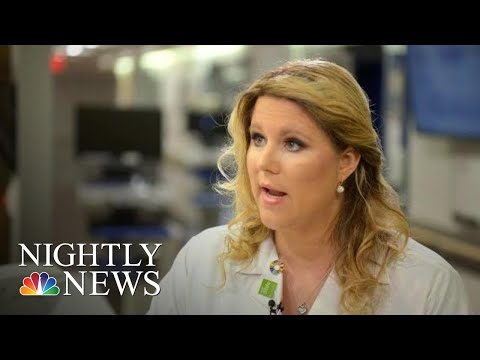 Nurse On A Mission To Fight Anti-Vaccine Myths As Measles Outbreak Grows | NBC Nightly News