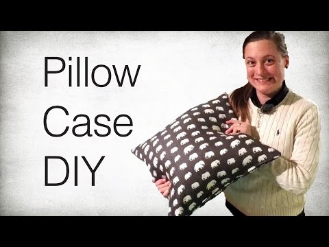 Make Your Own Pillow Case (Elefanter, Svenskt Tenn) - Home By Anna