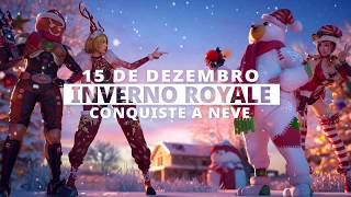 Inverno Royale: CONQUISTE A NEVE! | FREE FIRE