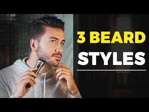3 BEST BEARD LENGTHS | Facial Hair Styles For Fall & Winter | Alex Costa