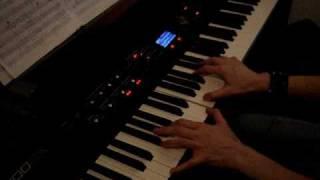 PJ Harvey & John Parish - Black Hearted Love - piano cover
