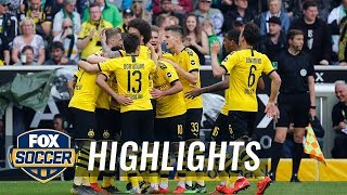 Watch full highlights between monchengladbach vs. borussia dortmund.#foxsoccer #bundesliga #borussiadortmund #monchengladbach subscribe to get the latest fo...