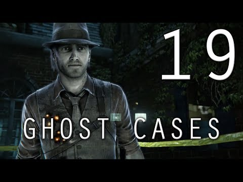 [19] Ghost Cases (Let's Play Murdered: Soul Suspect PS4 w/ GaLm)