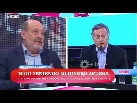"""Alfredo Leuco criticó: """"Si Aranguren no trae su dinero al país, debería irse"""""""