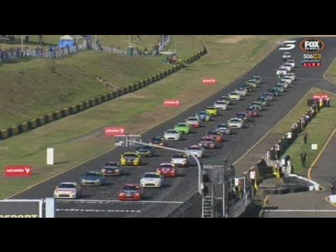 2016 Toyota 86 Racing Series - Sydney Motorsport Park - Race 1