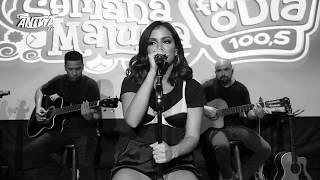 Anitta - Te Lo Dije (versión acústica) + tradução/legenda