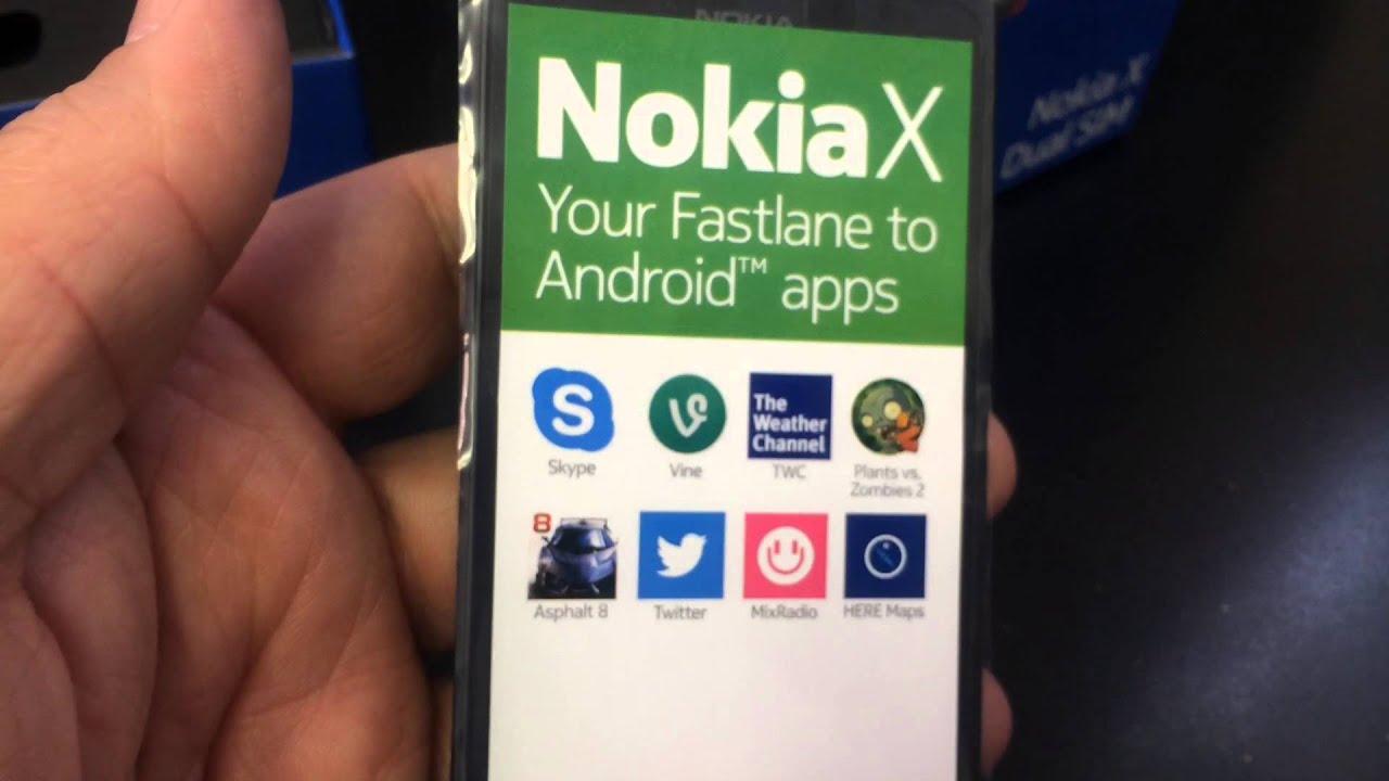 Info Harga Nokia X Dual Sim Update 2018 Backpack Pria Raindoz Bbr611 Unboxing Video In Stock At Welectronicscom