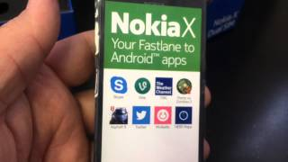 NOKIA X DUAL SIM Unboxing Video - In Stock at www.welectronics.com