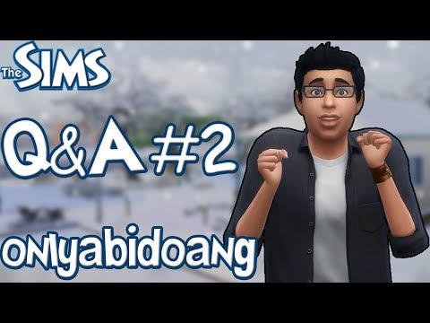 The Sims Styled QNA #2 (100K SUBS SPECIAL) thumbnail