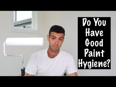 How To Clean Paint Rollers And Other Painting Gear