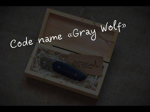 "Code name ""Gray Wolf"""