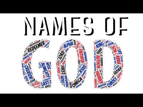 Names of God Part 3 - El Shaddai - 19/02/2017
