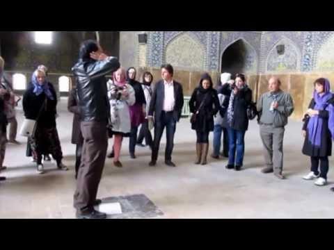 Ali Qapu palatset    Shah(imam) mosque